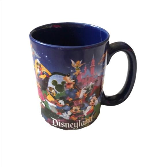 Disneyland coffee tea cup mug